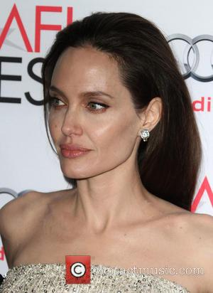 Angelina Jolie Pitt - AFI FEST 2015 Presented By Audi Opening Night Gala Premiere Of Universal Pictures'