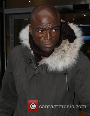 Seal , Henry Olusegun Adeola Samuel - celebrities seen at BBC Radio One and Two Studios in London - London,...