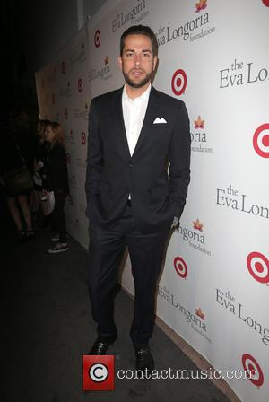 Zachary Levi - The Eva Longoria Foundation Annual Dinner at Beso - Hollywood, California, United States - Friday 6th November...
