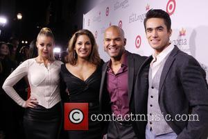 Jadyn Douglas, Alex Meneses, Amaury Nolasco and Jose Moreno Brooks