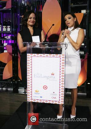 Judy Reyes and Eva Longoria