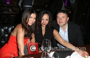 Roselyn Sanchez, Judy Reyes and George Valencia