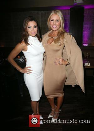 Eva Longoria and Gretchen Rossi