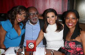 Holly Robinson Peete, Eva Longoria , Laysha Ward - The Eva Longoria Foundation Annual Dinner_Inside at Beso - Hollywood, California,...