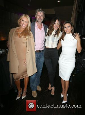 Gretchen Rossi, Slade Smiley, Robin Antin and Eva Longoria