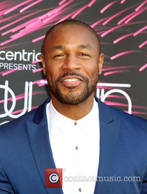 Tank - 2015 Soul Train Music Awards held at the Orleans Arena inside The Orleans Hotel & Casino - Arrivals...