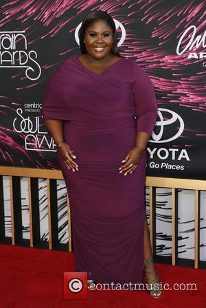 Raven Goodwin - 2015 Soul Train Music Awards held at the Orleans Arena inside The Orleans Hotel & Casino -...
