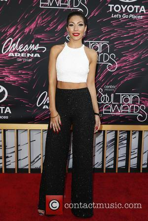 Bridget kelly - 2015 Soul Train Music Awards held at the Orleans Arena inside The Orleans Hotel & Casino -...