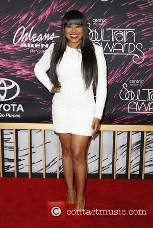Shanice - 2015 Soul Train Music Awards held at the Orleans Arena inside The Orleans Hotel & Casino - Arrivals...