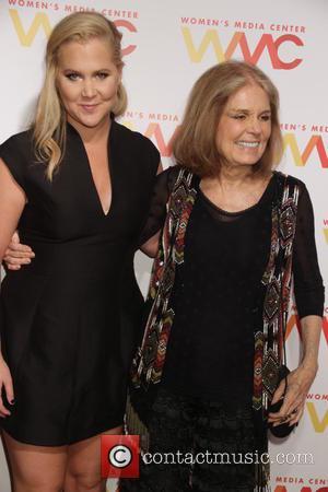Amy Schumer and Gloria Steinem