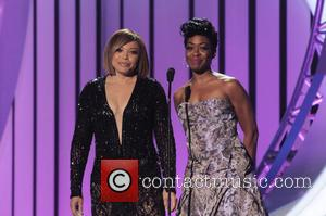 Tisha Campbell Martin and Tichina Arnold