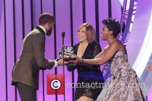 Jidenna, Tisha Campbell Martin and Tichina Arnold