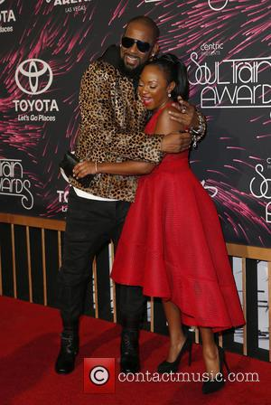 R. Kelly and Naturi Naughton