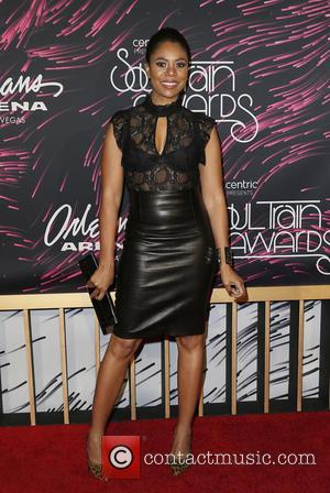 regina Hall - 2015 Soul Train Music Awards Red carpet at The Orleans Arena at The Orleans Arena - Las...