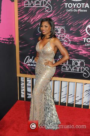 Omarosa Manigault-Stallworth - 2015 Soul Train Music Awards held at the Orleans Arena inside The Orleans Hotel & Casino -...