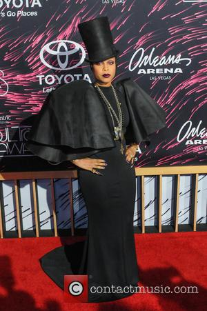 Erykah Badu - 2015 Soul Train Music Awards held at the Orleans Arena inside The Orleans Hotel & Casino -...
