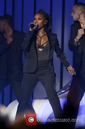 Brandy - 2015 Soul Train Music Awards Show at The Orleans Arena at The Orleans Arena - Las Vegas, Nevada,...