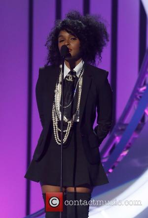 Janelle Monae - 2015 Soul Train Music Awards Show at The Orleans Arena at The Orleans Arena - Las Vegas,...