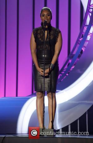 Regina Hall - 2015 Soul Train Music Awards Show at The Orleans Arena at The Orleans Arena - Las Vegas,...