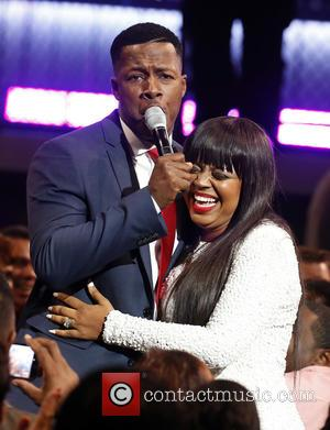 Shanice Alexander and Flex Alexander