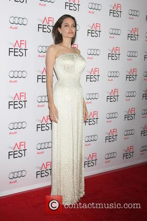 Angelina Jolie Pitt - AFI Fest Presented by Audi Opening Night Gala