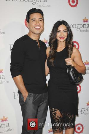 Mario Lopez , Courtney Lopez - Eva Longoria Foundation Dinner - Los Angeles, California, United States - Friday 6th November...