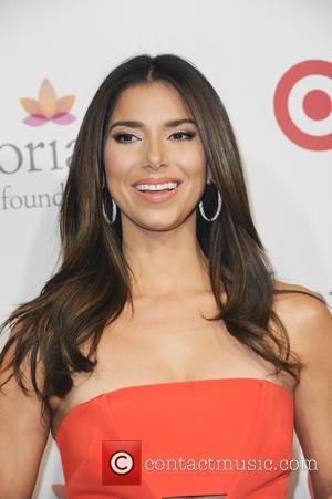 Roselyn Sanchez - Eva Longoria Foundation Dinner - Los Angeles, California, United States - Friday 6th November 2015