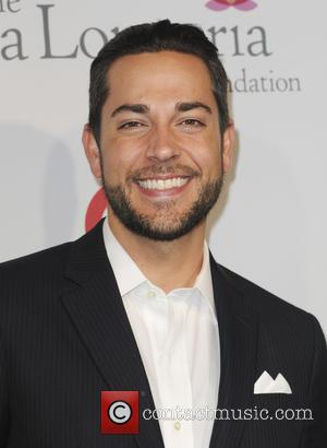 Zachary Levi - Eva Longoria Foundation Dinner - Los Angeles, California, United States - Friday 6th November 2015