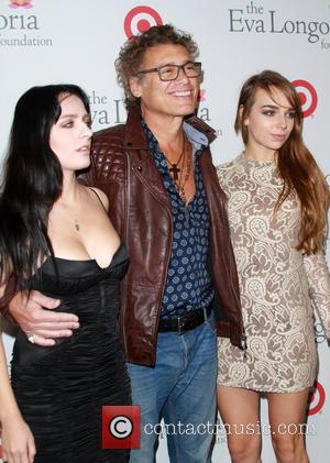 Steven Bauer - Eva Longoria Foundation Dinner held at her restaurant Beso in Hollywood at Beso Restaurant - Los Angeles,...