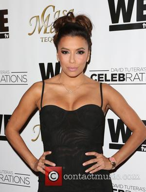 Eva Longoria - Mario Lopez Introduces Casa Mexico Tequila On WE tv's David Tutera CELEBrations at Beso - Hollywood, California,...