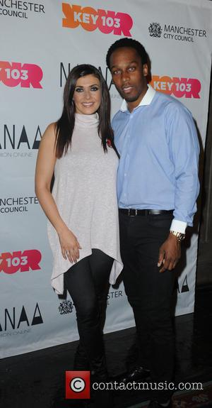 Kym Marsh and Lemar