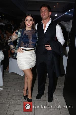 Ella Jade and Alex Reid