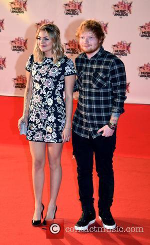 Louane Emera and Ed Sheeran