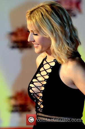 Ellie Goulding - 2015 NRJ Music Awards presented by French radio station NRJ - Cannes, France - Saturday 7th November...