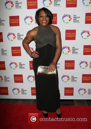 Mya Taylor - The Los Angeles LGBT Center's 46th Anniversary Gala Vanguard Awards at Hyatt Regency Century Plaza - Los...