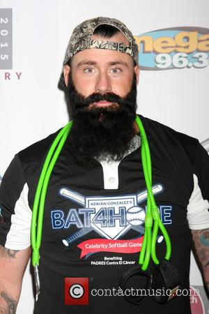 Brian WIlson - Bat 4 Hope Celebrity Softball Game at Dodger Stadium - Los Angeles, California, United States - Saturday...