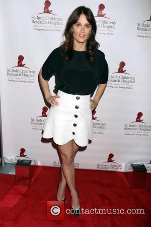 Robin Tunney - 2nd Annual 'St Jude Against All Odds' Celebrity Poker Tournament benefiting St. Jude Children's Research Hospital -...