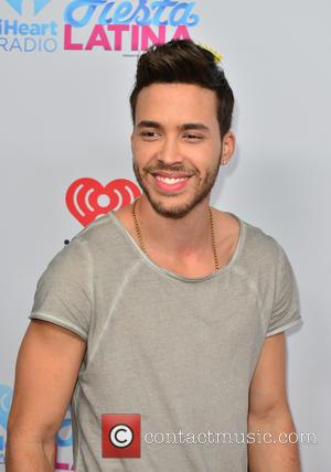 Prince Royce - I Heart Radio Festival Latina at American Airlines Arena - Arrivals at American Airlines Arena - Miami,...