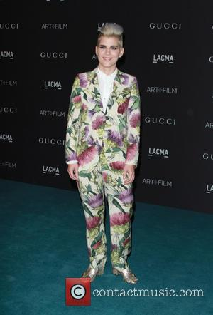 Kaki King - LACMA Art + Film Gala - Arrivals at LACMA - Los Angeles, California, United States - Saturday...