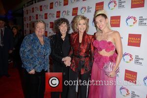 Lorri L. Jean, Lily Tomlin, Jane Fonda and Miley Cyrus