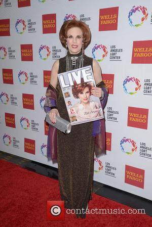 Kat Kramer - The Los Angeles LGBT Center's 46th Anniversary Gala Vanguard Awards honoring Miley Cyrus, Jane Fonda and Ron...