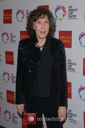 Lily Tomlin - The Los Angeles LGBT Center's 46th Anniversary Gala Vanguard Awards honoring Miley Cyrus, Jane Fonda and Ron...