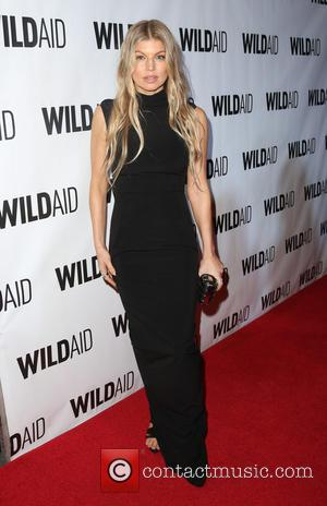 Fergie - Celebrities attend the WildAid Los Angeles fundraiser 'An Evening in Africa' at Montage Beverly Hills - Arrivals at...