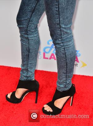 Carmen Villalobos - I Heart Radio Festival Latina at American Airlines Arena - Arrivals at American Airlines Arena - Miami,...