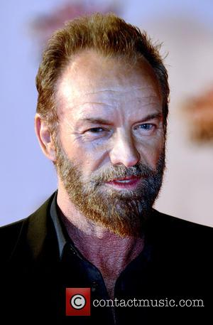 Sting - 2015 NRJ Music Awards presented by French radio station NRJ - Cannes, France - Saturday 7th November 2015