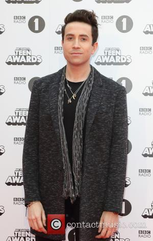 Nick Grimshaw - BBC Radio 1's Teen Awards at SSE Wembley Arena, London at SSE Wembley Arena, Wembley Arena -...
