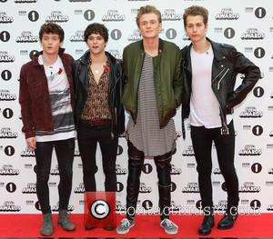 The Vamps - BBC Radio 1's Teen Awards at SSE Wembley Arena, London at SSE Wembley Arena, Wembley Arena -...