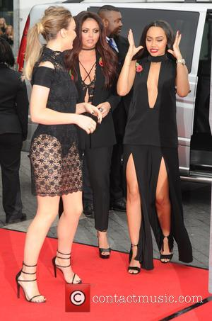Perrie Edwards, Jade Thirlwall and Leigh-anne Pinnock