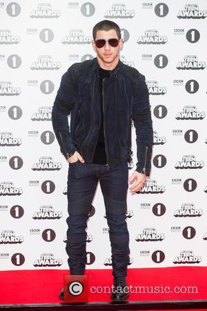 Nick Jonas - BBC Radio 1's Teen Awards held at the Wembley Arena - Arrivals. at Wembley Arena - London,...
