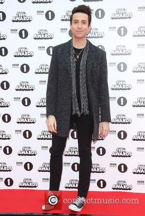 Nick Grimshaw - Radio 1 Teen Awards 2015 held at Wembley Arena - Arrivals at Wembley Arena - London, United...